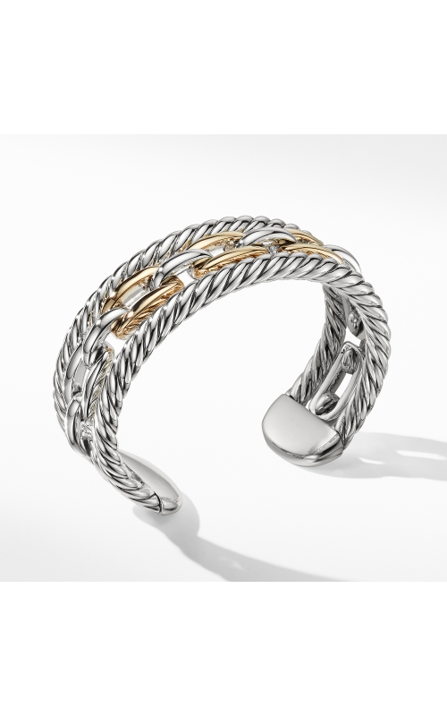 Wellesley Link Multistack Bracelet with 18K Gold product image