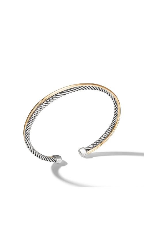 Crossover Bracelet with 18K Gold product image