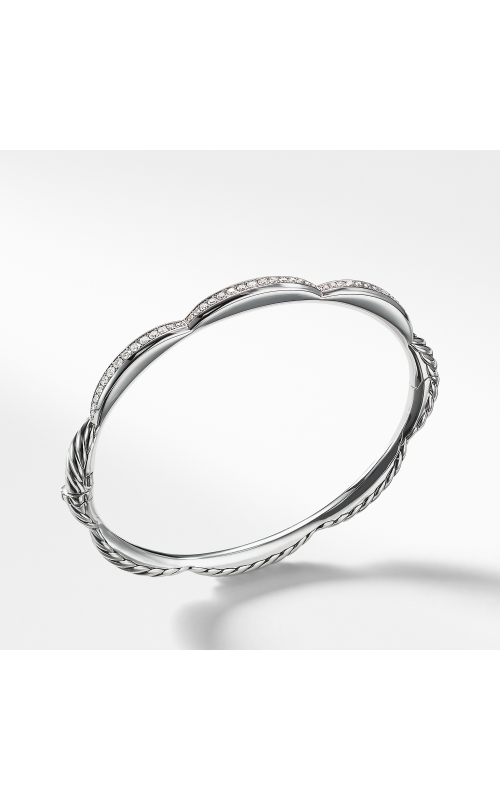Tides Three Station Bracelet with Diamonds product image