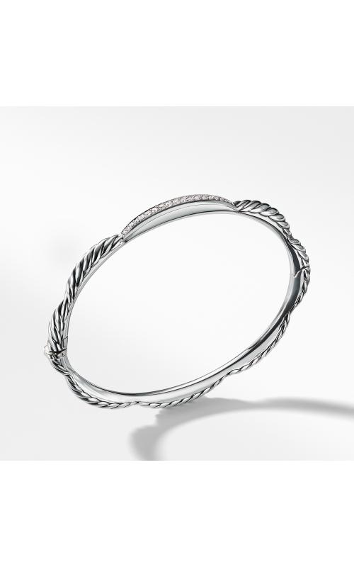Tides Single Station Bracelet with Diamonds product image