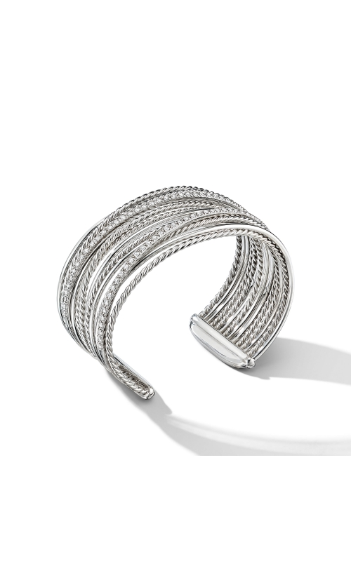 The Crossover Collection® Cuff Bracelet with Diamonds product image