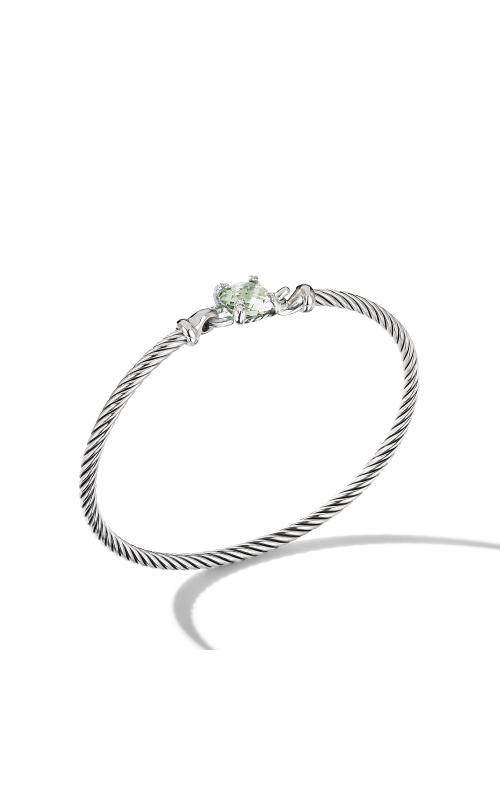 Chatelaine® Bracelet with Prasiolite and Diamonds product image