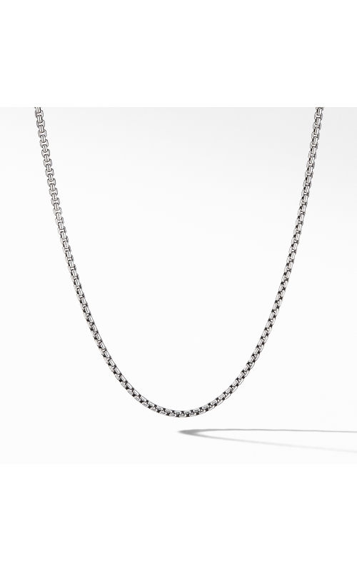 Small Box Chain Necklace product image
