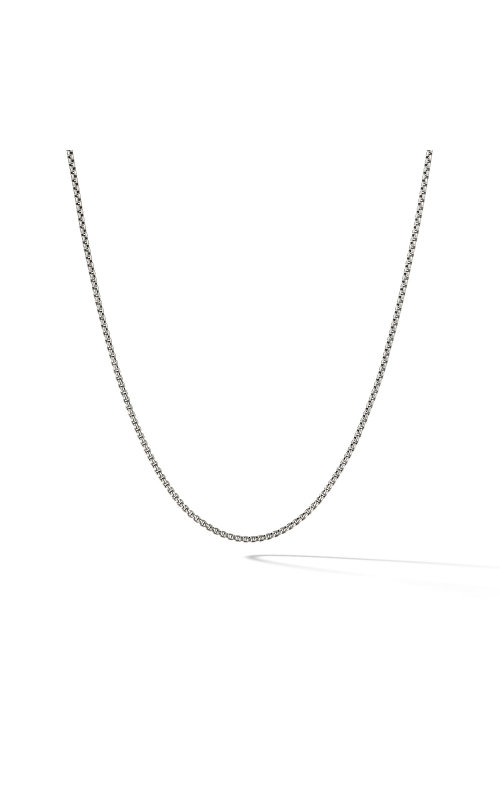 Box Chain Necklace with Gold product image