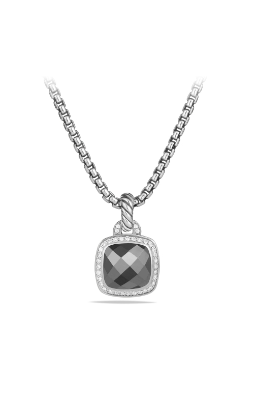 Pendant with Hematine and Diamonds product image