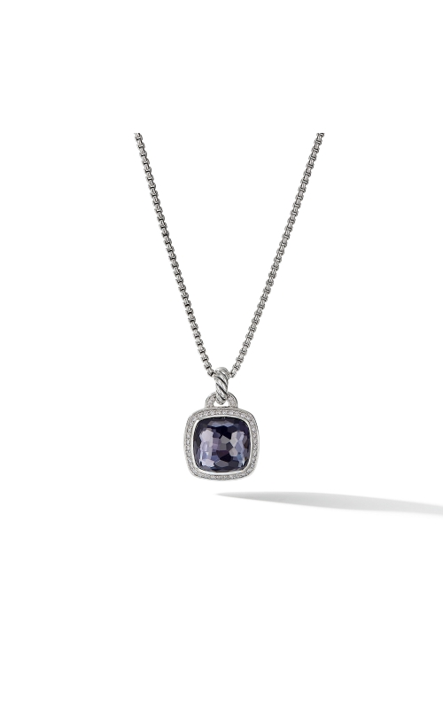 Pendant with Lavender Amethyst and Diamonds product image