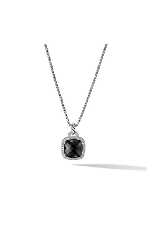 Pendant with Black Onyx and Diamonds product image