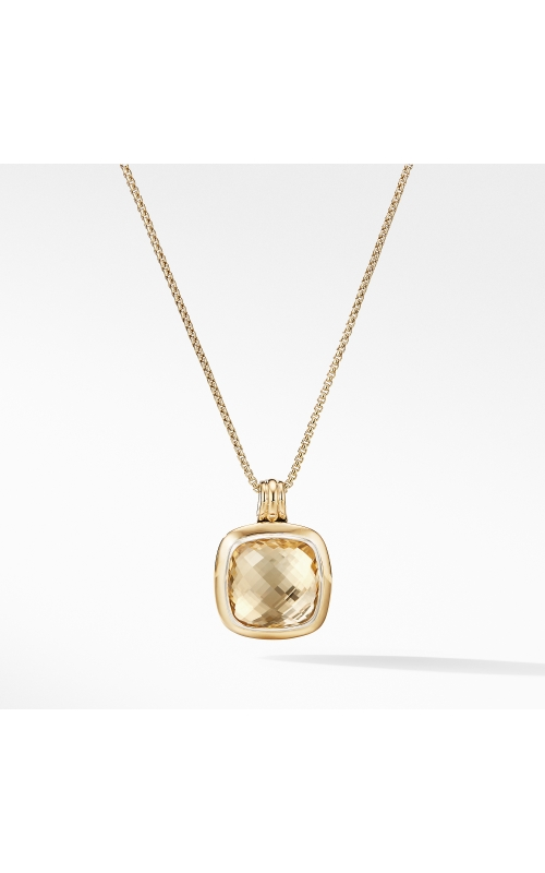 Albion® Pendant with 18K Gold and Champagne Citrine product image