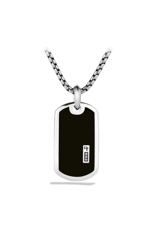 Exotic Stone Tag with Black Onyx product image