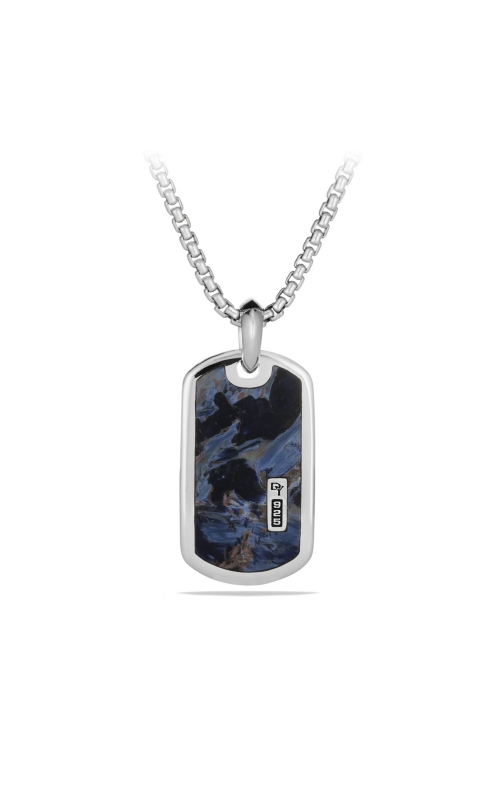 Exotic Stone Tag with Pietersite product image