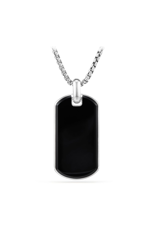 Exotic Stone Tag in Black Onyx, 42mm product image
