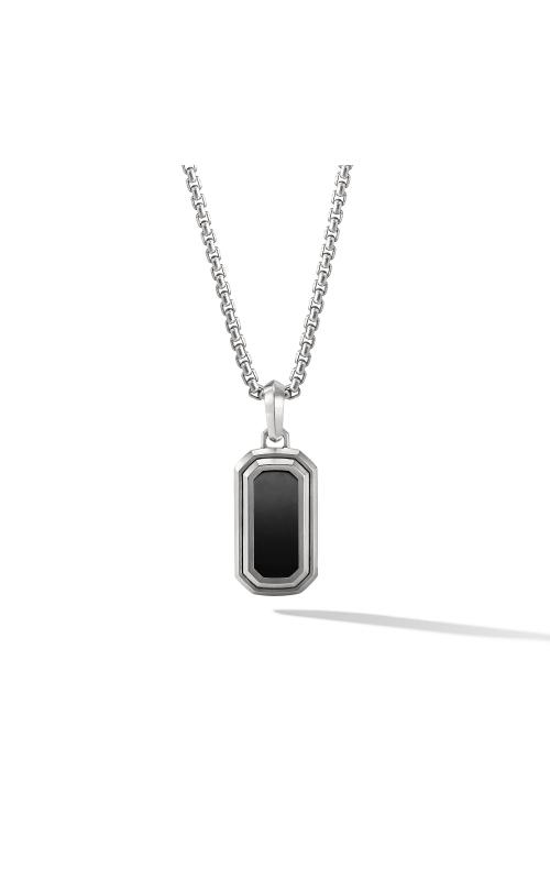 Deco Amulet with Black Onyx product image