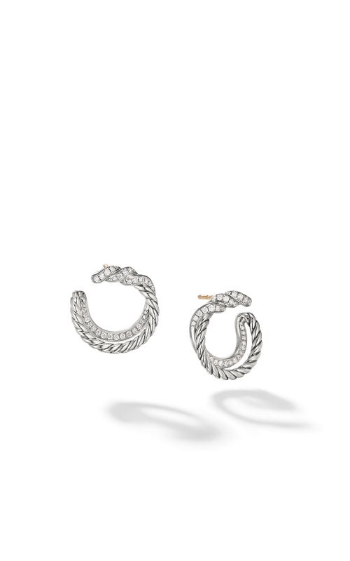 Continuance® Hoop Earrings with Diamonds product image