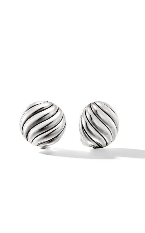Cable Stud Earrings product image