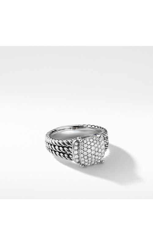 Petite Wheaton® Ring with Diamonds product image