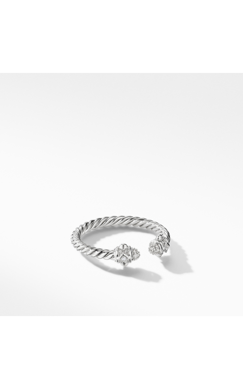 Renaissance Ring in 18K White Gold with Diamonds product image