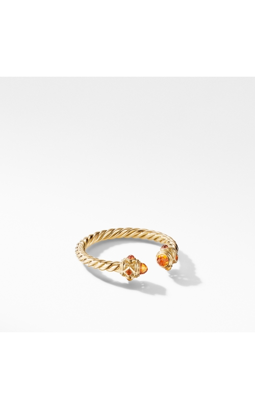 Renaissance Ring in 18K Yellow Gold with Madeira Citrine product image