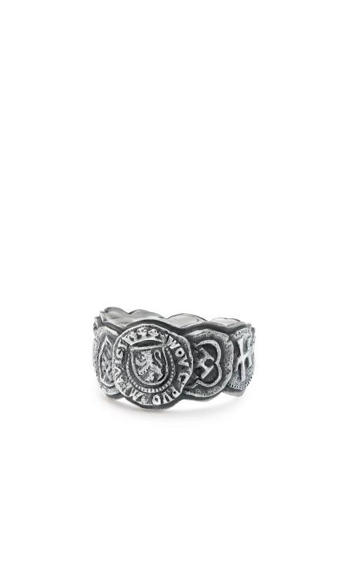 Shipwreck Coin Band Ring product image