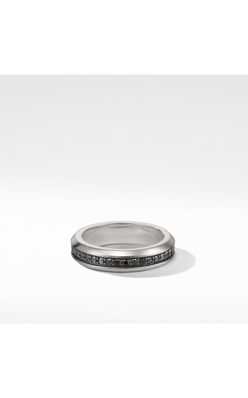 Streamline® Band Ring with Black Diamonds product image