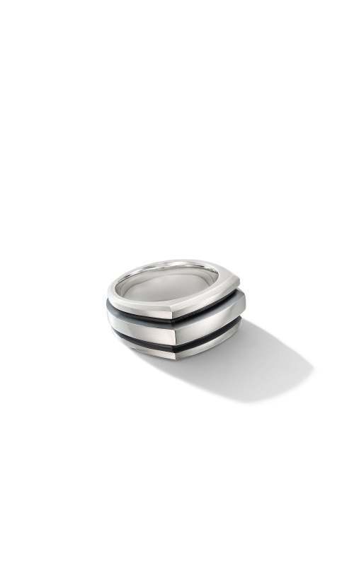 Deco Cigar Band Ring product image