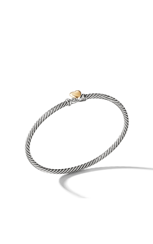 Cable Collectibles Heart Bracelet with Gold product image
