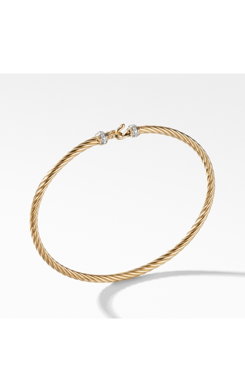 Cable Collectibles Buckle Bracelet in 18k Gold, product image