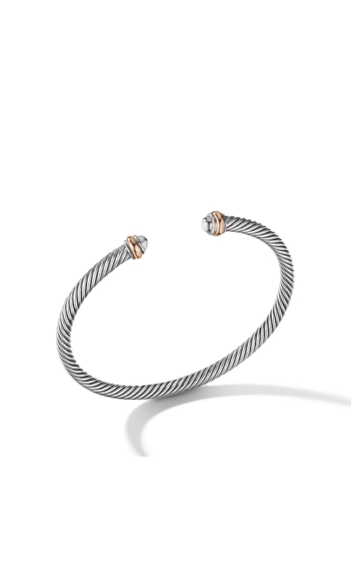 Cable Classics Collection® Bracelet with 18K Rose Gold product image