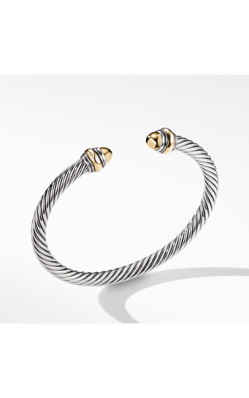 Cable Classic Bracelet with Gold product image