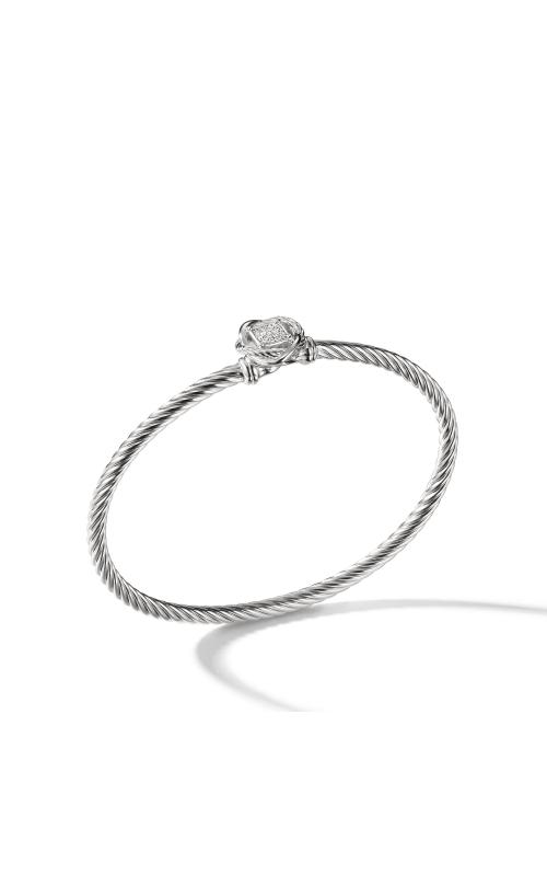 Infinity Bracelet with Diamonds product image