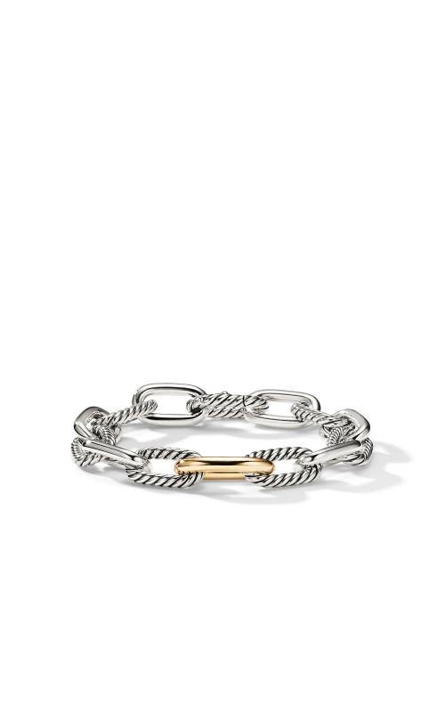 DY Madison Medium Bracelet with 18K Gold, 11mm product image