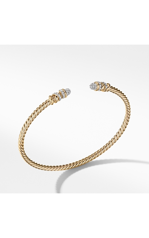 Petite Helena Bracelet in 18K Yellow Gold with Diamonds product image