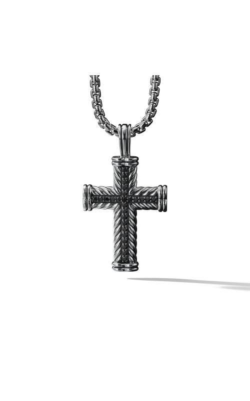 Chevron Cross with Black Diamonds product image