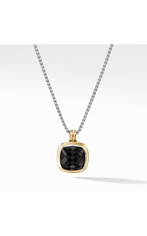 Albion® Pendant with 18K Gold and Black Onyx product image