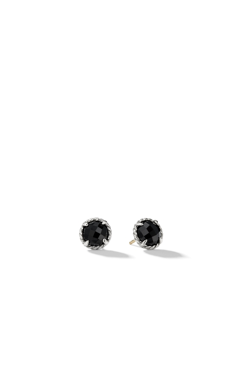 Earrings with Black Onyx product image