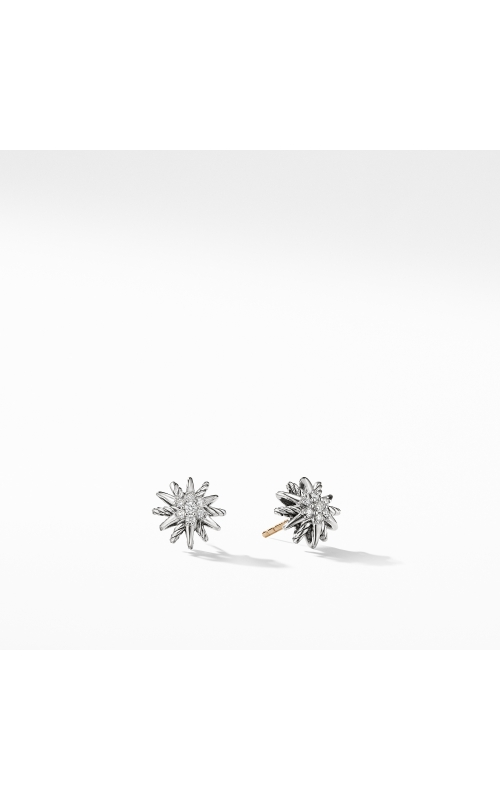 Starburst Earrings with Diamonds product image