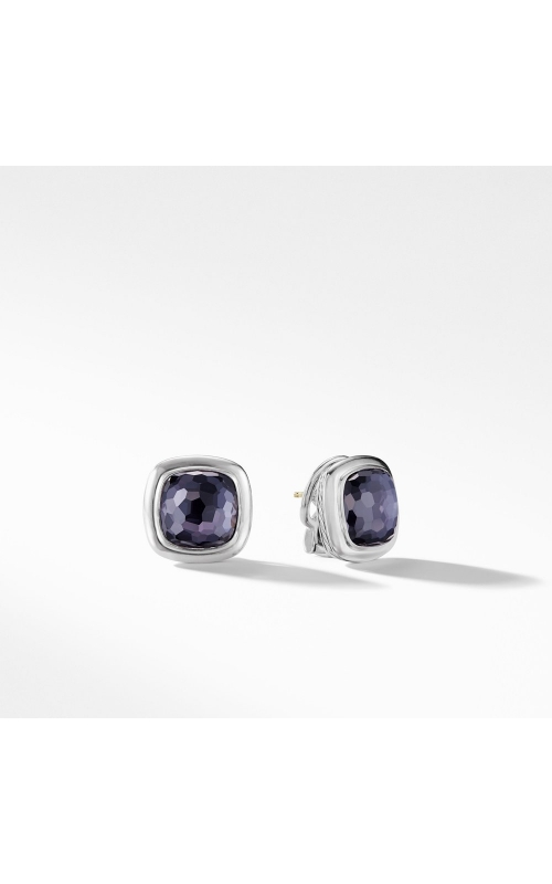 Albion® Stud Earrings in Black Orchid product image