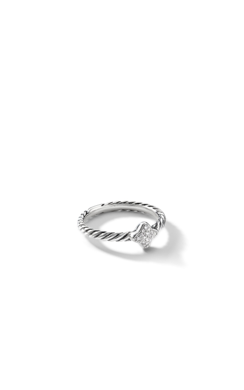 Quatrefoil Ring with Diamonds product image