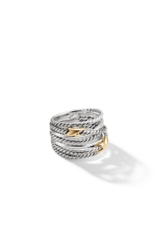 Double X Crossover Ring product image