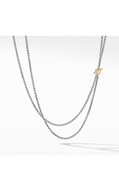 DY Bel Aire Chain Necklace with 14K Yellow Gold product image