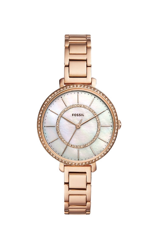 Fossil Rose Tone Stainless Steel Watch ES4452 product image