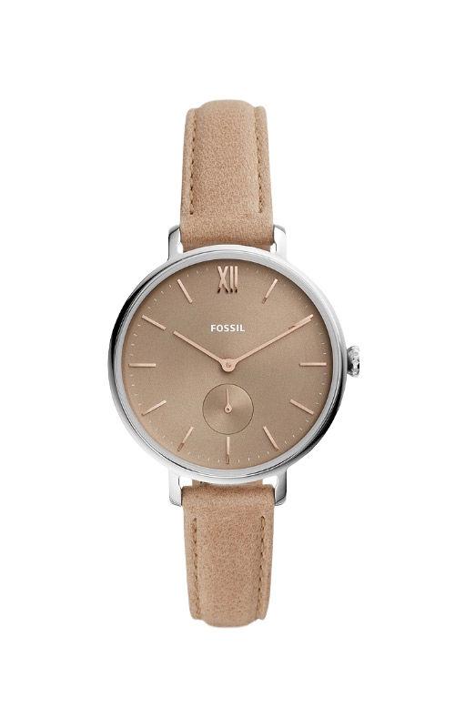 Fossil Ladies Kalya Three Hand Blush Leather Watch ES4664 product image