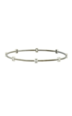FREIDA ROTHMAN Signature Square Bangle PRZB080163B product image