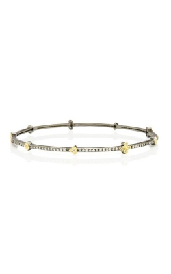 FREIDA ROTHMAN Signature Clover Station Bangle YRZB0864B-1 product image