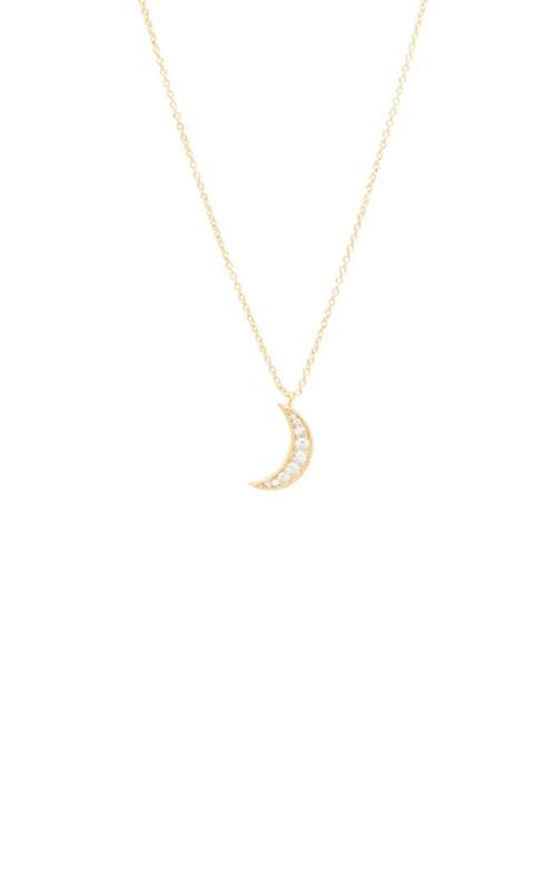 Gorjana Luna Crescent Necklace 1910-108-02 product image
