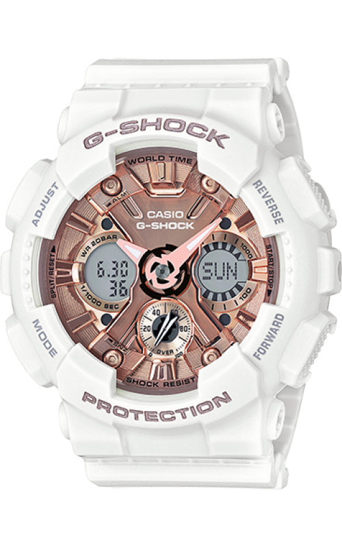 G-Shock S Series GMAS120MF-7A2 product image