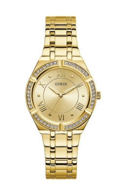 Guess Gold Tone Stainless Steel Watch GW0033L2 product image