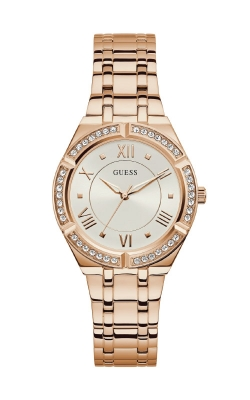 Guess Ladies Rose Gold-Tone Analog Watch GW0033L3 product image