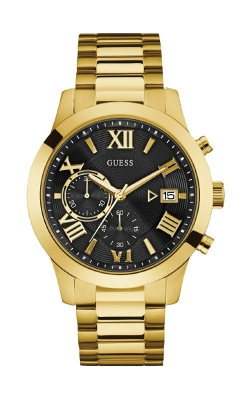 Guess Men's Gold Tone Chronograph Watch U0668G8 product image