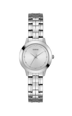 Guess Silver-Tone Slim Classic Watch U0989L1 product image