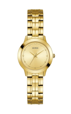 Guess Gold-Tone Slim Classic Watch U0989L2 product image